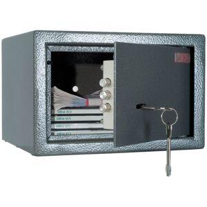 Сейф мебельный Aiko T-17 (ключ/замок), Н0 класс взломостойкости