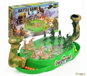 Настольная игра войнушка Battle Game