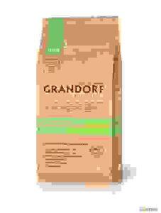 Grandorf Lamb & Rice Mini - для собак Мелких Пород, Ягнёнок с Рисом. Вес: 3 кг