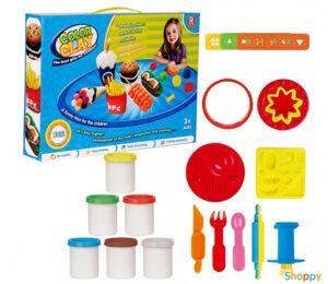 Магический пластилин Play-Doh Быстрая еда