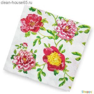Салфетки бумажные 2-х сл. 33х33 (20шт.) Букет роз, шт