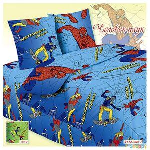 Детское белье Человек-паук в детскую кроватку