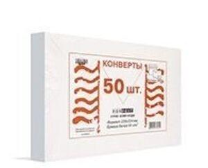 Конверт белый 229х324(А4), стрип, с адресными планками (Куда-Кому) 1/500 (к76320, С4НП_С)