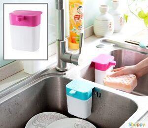 Дозатор средства для мытья посуды ROZE