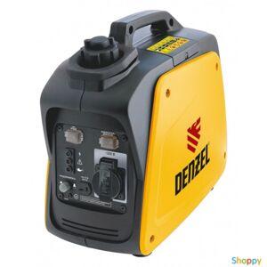 Denzel Генератор инверторный GT- 950i, X-Pro 0,9 кВт, 220В, бак 2,1 л, ручной старт // Denzel
