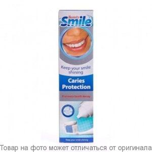Зубная паста Beauty Smile Caries protection/Beauty Smile Защита от кариеса 100мл/20шт, шт