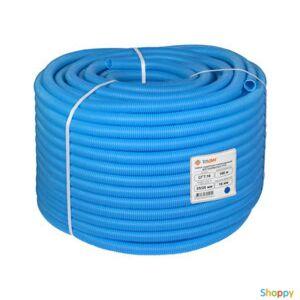 Производитель не указан КОЖУХ для трубы 16 (диаметр 25) синий (ШАГ ПРОДАЖ 5 М) VALTEC SK 40025с