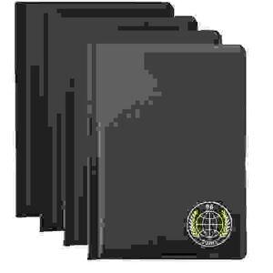 Альбом для монет OfficeSpace 125*175 на 96 монет, 6 листов, ПВХ