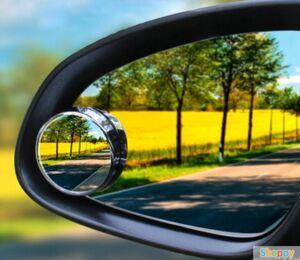 Дополнительные зеркала слепых зон