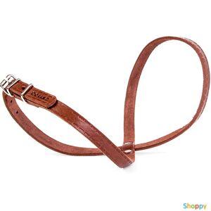 Collar Намордник-петля для собак кожаный коричневый