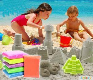 Кинетический живой песок