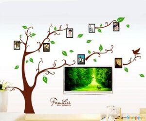 Настенный стикер Дерево жизни Brown