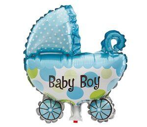 Шар на рождение малыша Коляска