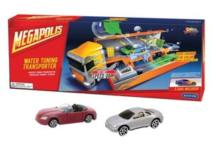 маш COLOR TWISTERS WATER RACING TRANSPORTER-2