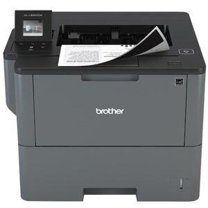 Принтер Brother HL-L5100DN A4, 40стр/мин, дуплекс, 256Мб, USB, LAN