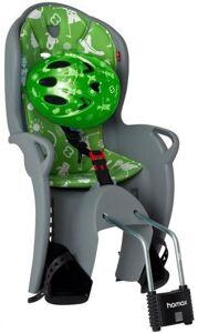 Детское кресло Hamax Kiss Safety Package Medium Grey/Green