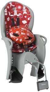 Детское кресло Hamax Kiss Safety Package Medium Grey/Red