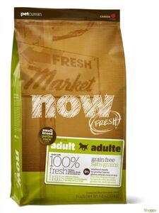 Now Fresh Small Breed Adult - для взрослых собак малых пород, с Индейкой, Уткой и Овощами. Вес: 2,72 кг