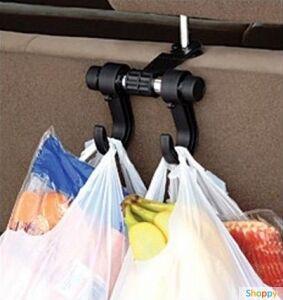 Крючки для пакетов в автомобиль