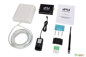 GSM MediaWave 900МГц EGSM/3G (MWK-9-S,до 200 м2, 65дб,30мВт,РРУ)
