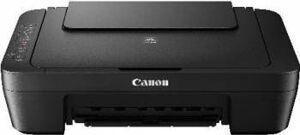 МФУ Canon PIXMA MG3040 (1346C007) A4 WiFi USB черный