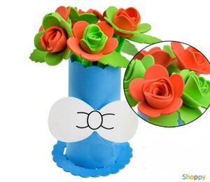 Набор сделай сам ваза с цветами Розы №1