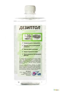 Дезиптол кожный антисептик, 1 литр