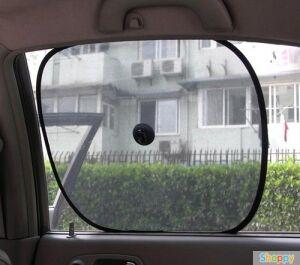Солнцезащитные автомобильные экраны