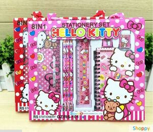 Канцелярский набор Hello Kitty