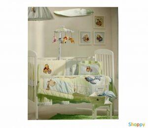 Подарочный пакет Детская комната 18х23х10 см.