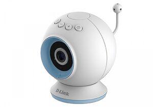 Цифровая камера D-Link DCS-825L/A1A Видеокамера для наблюдения за ребенком
