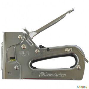 Производитель не указан Степлер мебельный металлический регулируемый, тип скобы 53, 6-14 мм// MATRIX PROFESSIONAL