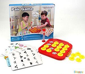 Игра настольная Pair game Найди пару