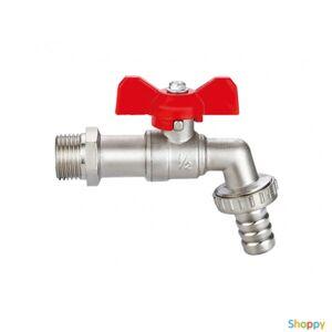 Производитель не указан Кран водоразборн. со съемн.штуцером 1/2 баб.(LL2005 1/2)