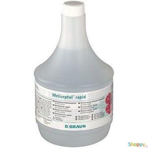 Дезинфицирующее средство Мелисептол рапид  1 л (дезинфекция инструмента)