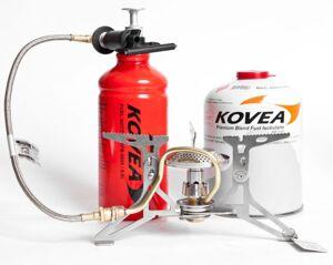 Kovea Горелка KOVEA мультитопливная (газ-бензин) KB-N0810 Dual Max Stove