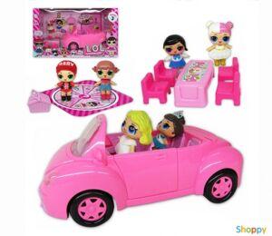 Набор LOL Автомобиль