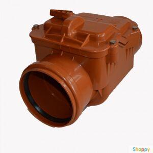 Производитель не указан Клапан ПП обратный Д 110 (наружн.)