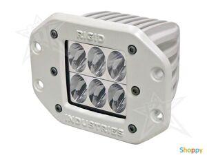 M-Series Dually D2 (6 светодиодов). Врезная установка, Водительский свет