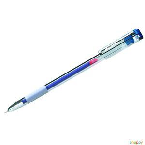 Ручка гелевая с манж. 0,5мм Berlingo Standard игольч. стержень, синий НОВИНКА 1/12 (р133524)