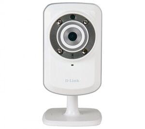 Цифровая камера D-Link DCS-932L/B2A/A1A Беспроводная 802.11N сетевая камера с ИК-подсветкой