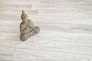 ПВХ Плитка Alpine floor Intense Белый лес ECO 9-9