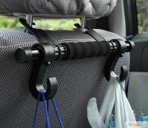 Крючки для пакетов и сумок в автомобиль