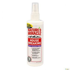 Natures Miracle House Breaking Spray - Спрей для приучения собак к туалету 237 мл