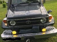 Toyota Land Cruiser, 1990