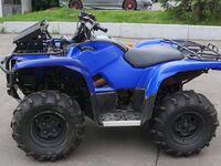Yamaha Grizzly 700, 2007