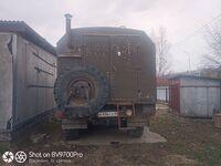 Урал 4320, 1989
