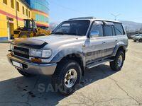 Toyota Land Cruiser, 1996
