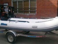 Лодка Риб stormline 400 , 2020