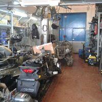 Обслуживание: квадроциклов, лодочных моторов, снегоходов и пр.